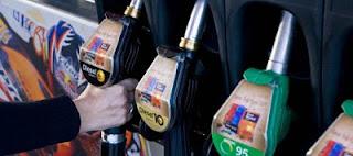 Récord histórico del precio de la gasolina