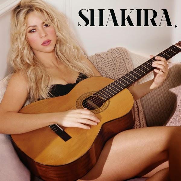 Shakira - Shakira. (Deluxe Version) Cover
