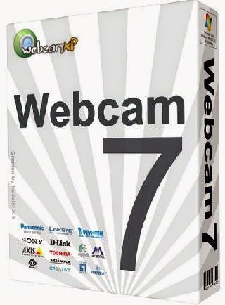 Webcam 7 Pro v1.4.0.0.41240 Full Crack
