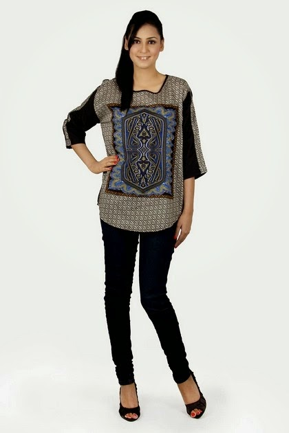 Printed Shirts Summer Dresses by Khaadi