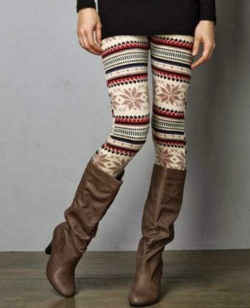 Amazing Colorful Tights-Perfect For Winter!