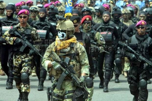 TNI Siap Amankan Bali Demokrasi Forum 2014