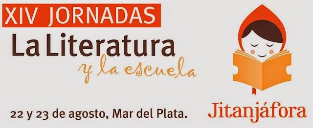 """XIV Jornada """"La Literatura y la Escuela"""""""