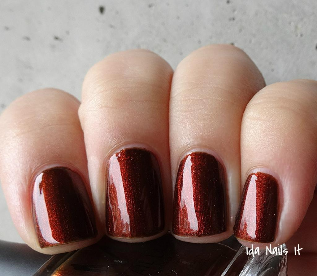 Ida Nails It: Misa Cosmetics Wednesday