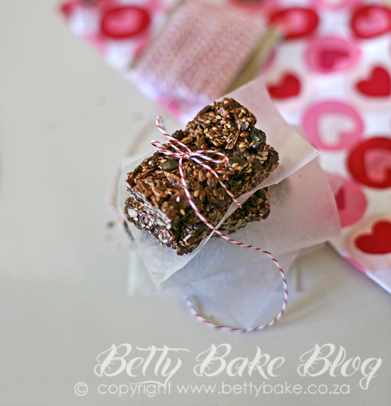 seed bars, chocolate, picnic, gluten free, betty bake, 