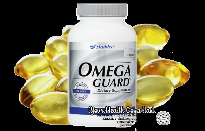 Manfaat Dan Kebaikan Omega Guard Shaklee