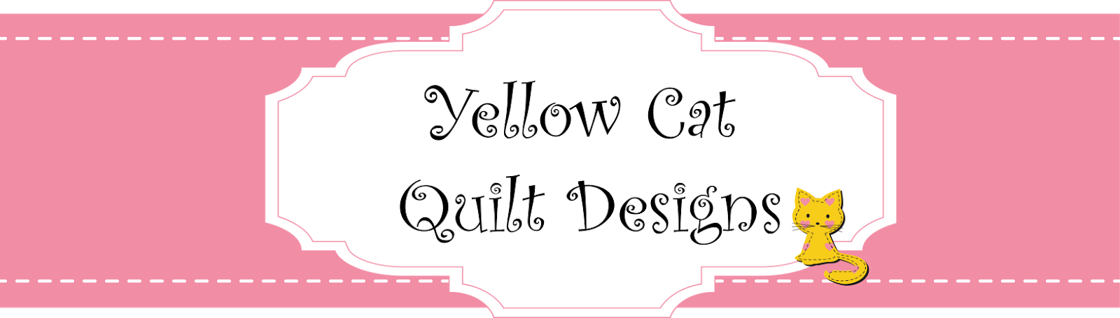 Yellow Cat Quilt Designs