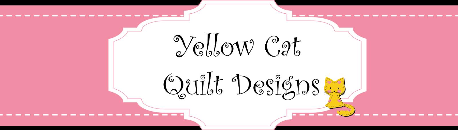 Yellow Cat Quilt Designs