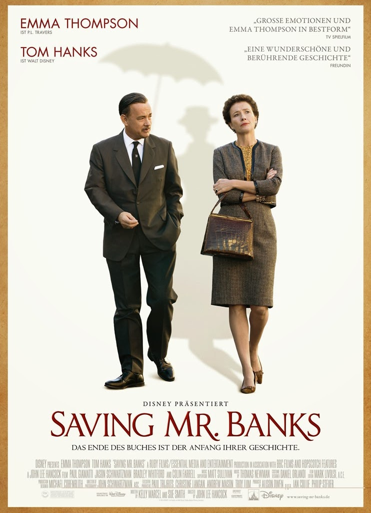 saving mr banks oscar nomination
