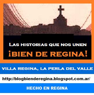 ¡BIEN DE REGINA!