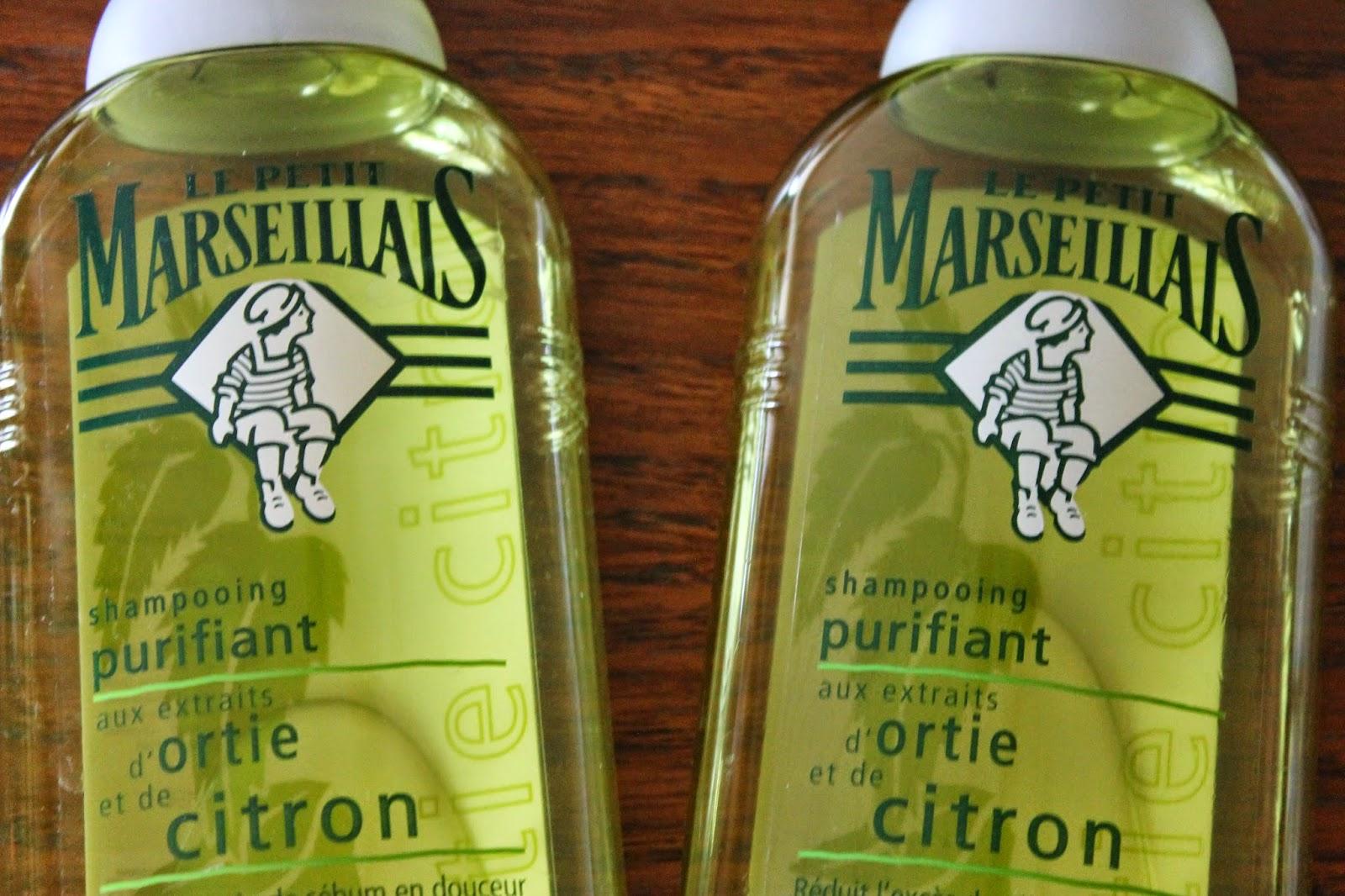 papillonsdonyx blog suisse produits terminés shampoing le petit marseillais
