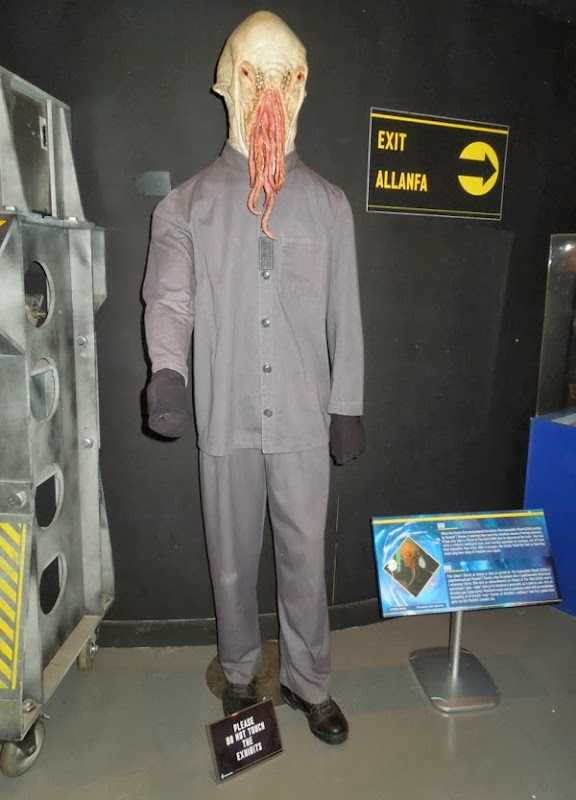 Doctor Who Ood alien