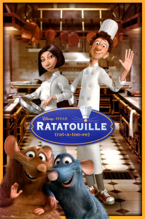 Ratatouille 2007