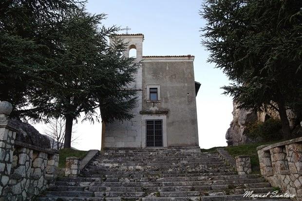 Pescocostanzo, chiesa di Sant'Antonio Abate