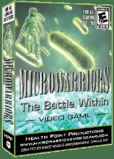 Microwarriors Battle Game Case