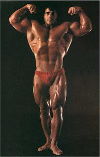 Franco Columbu Bodybuilding