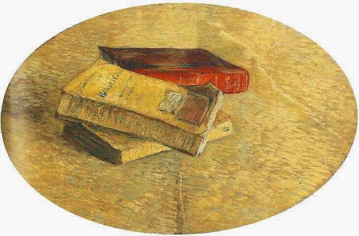 Giovedì 22 gennaio a Palazzo Sormani, Milano, inaugura la mostra Van Gogh - La passione per i libri