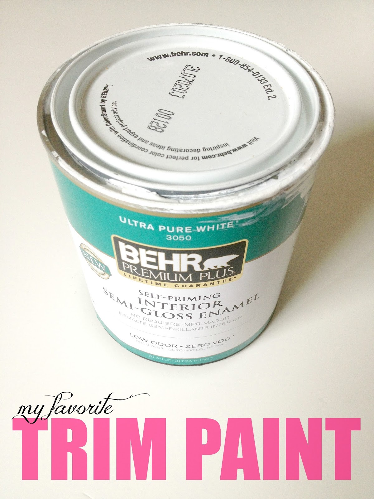 Livelovediy how to paint trim for What to paint trim with