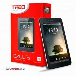 Harga baru TREQ Call 7S