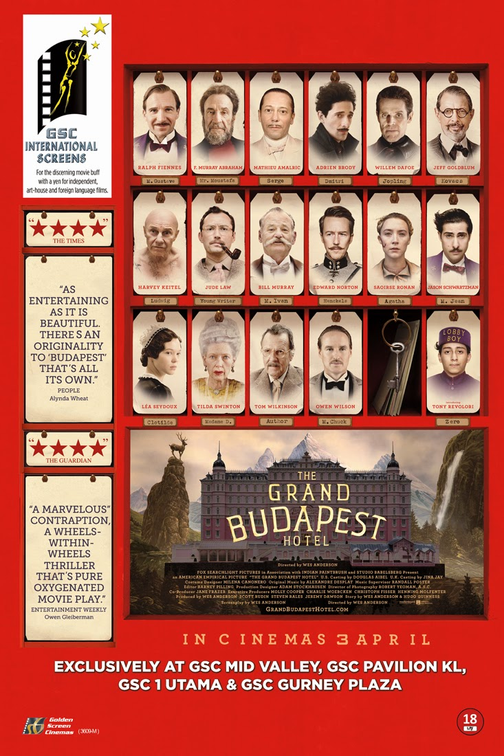 Download Film The Grand Budapest Hotel (2014)