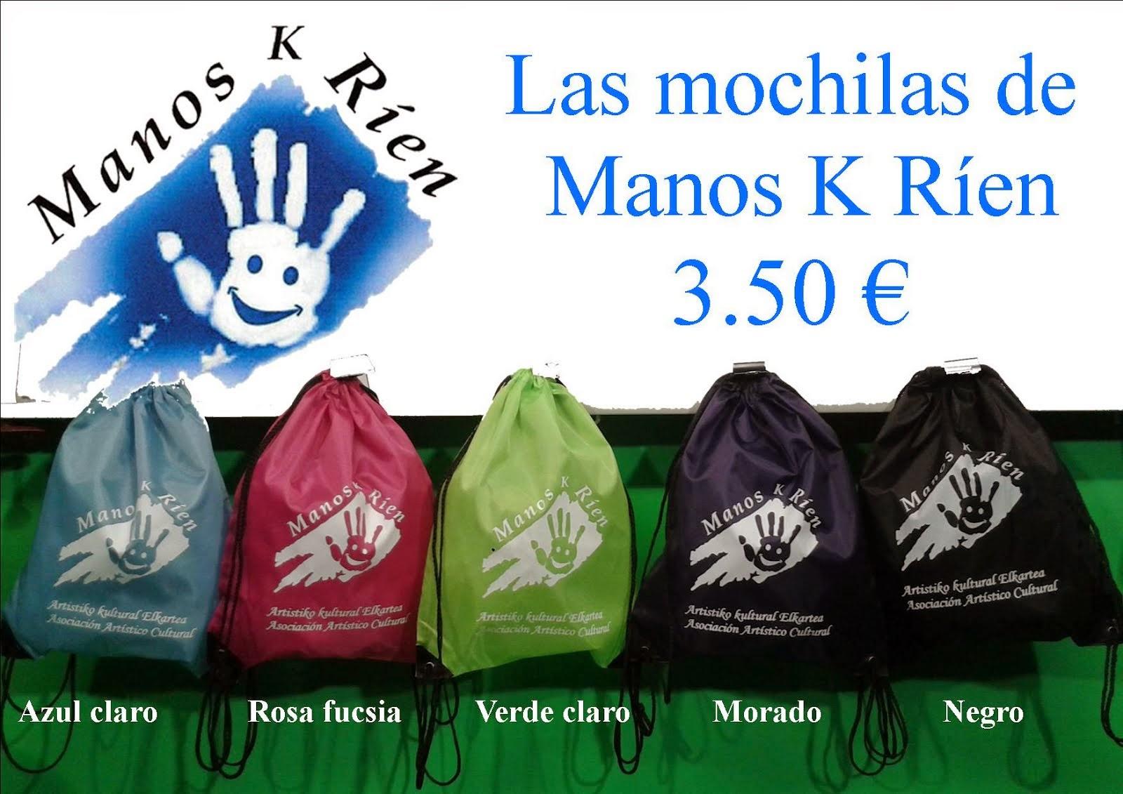 mochilas de mkr