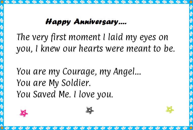 happy wedding anniversary quotes for my husband