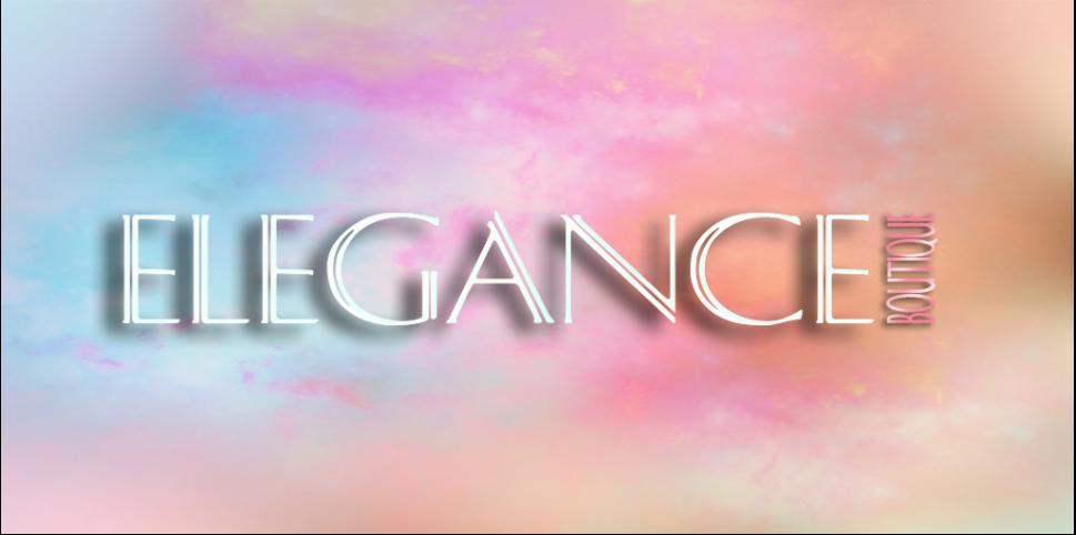 Sponsor: Elegance Boutique