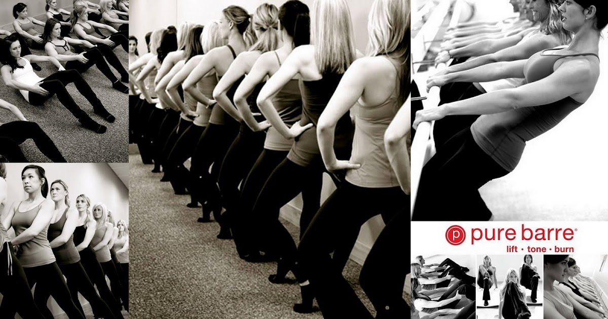pure barre angeles