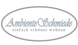 Besuche uns in unserem Shop www.ambienteschmiede.de