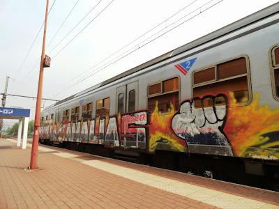 2Pon graffiti