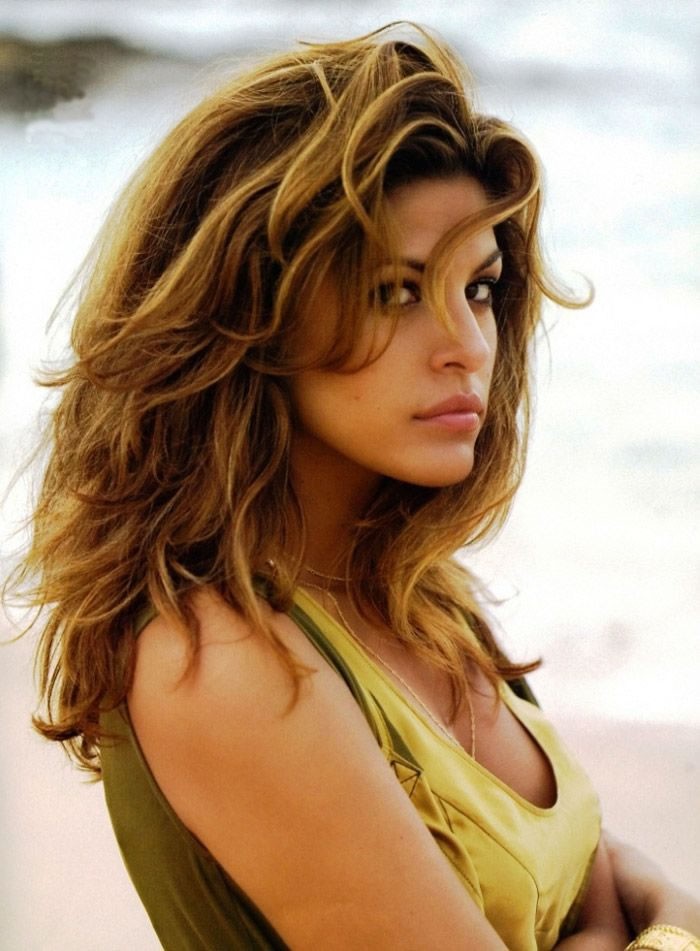 Eva Mendes Ready for Greek