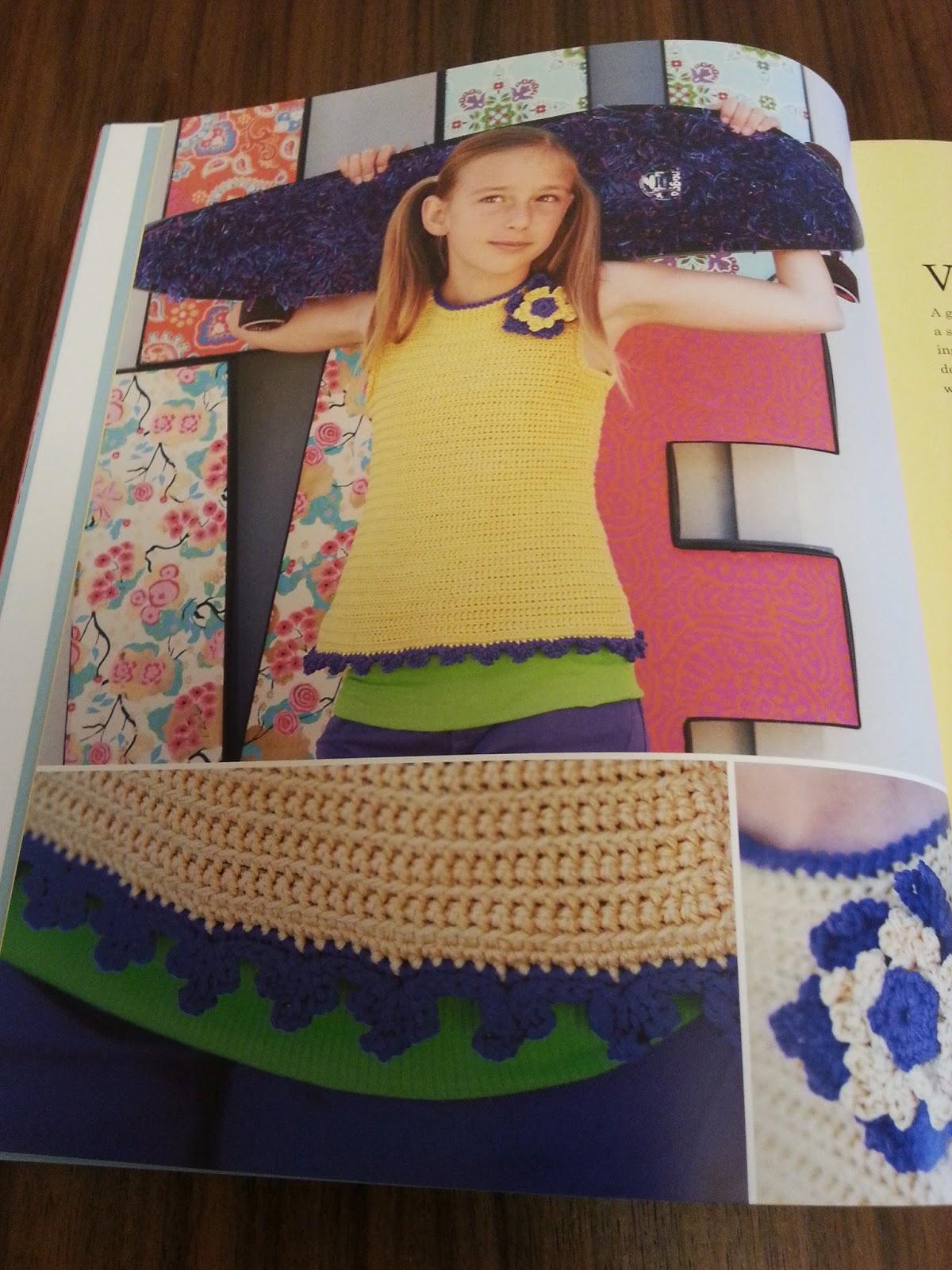 crocheting clothes kids love book review crochet addict uk. Black Bedroom Furniture Sets. Home Design Ideas