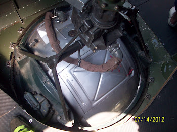 B-17 Ball Turret (Top View)