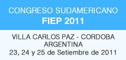 CONGRESO SUDAMERICANO FIEP ARGENTINA 2011.