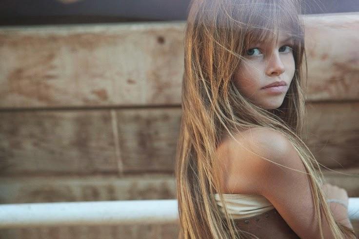 nude Thylane blondeau
