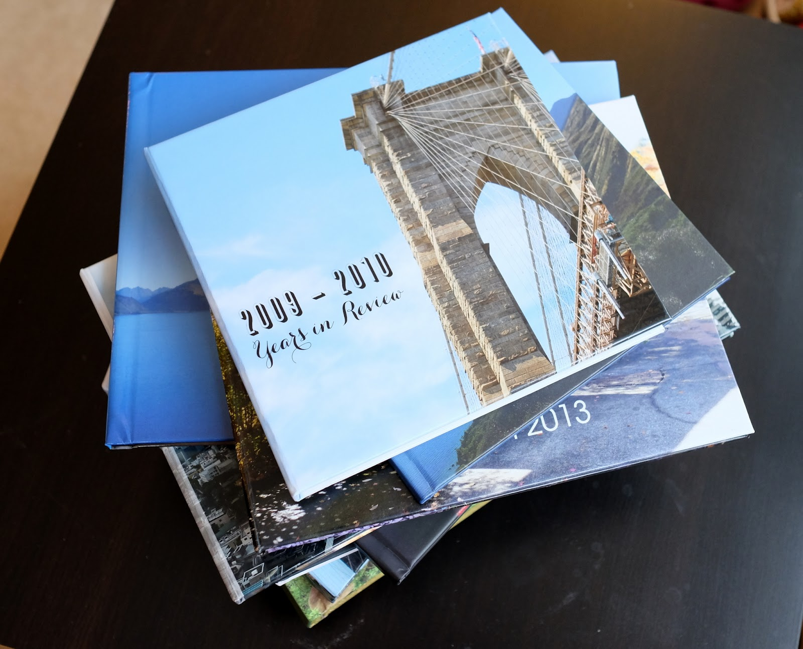 Where can I print a photobook on cardstock-like pages?