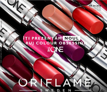 Catalog Oriflame C4 2018