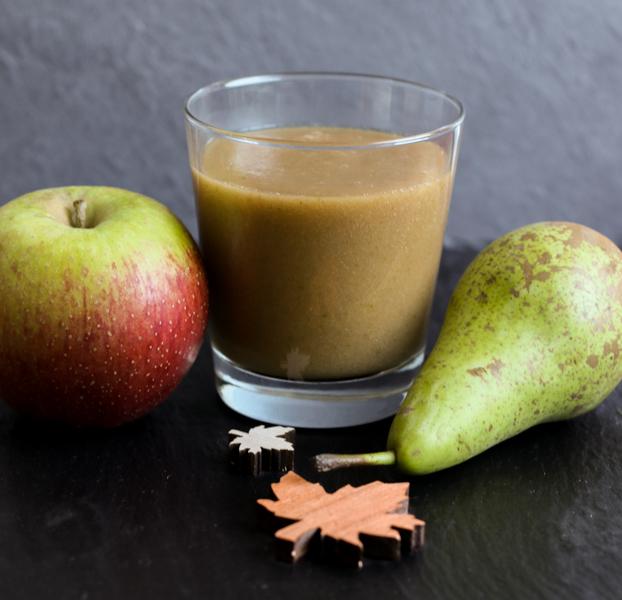 Smoothie, Smoothie-Mittwoch, Apfel, Birne, Fleurcoquet