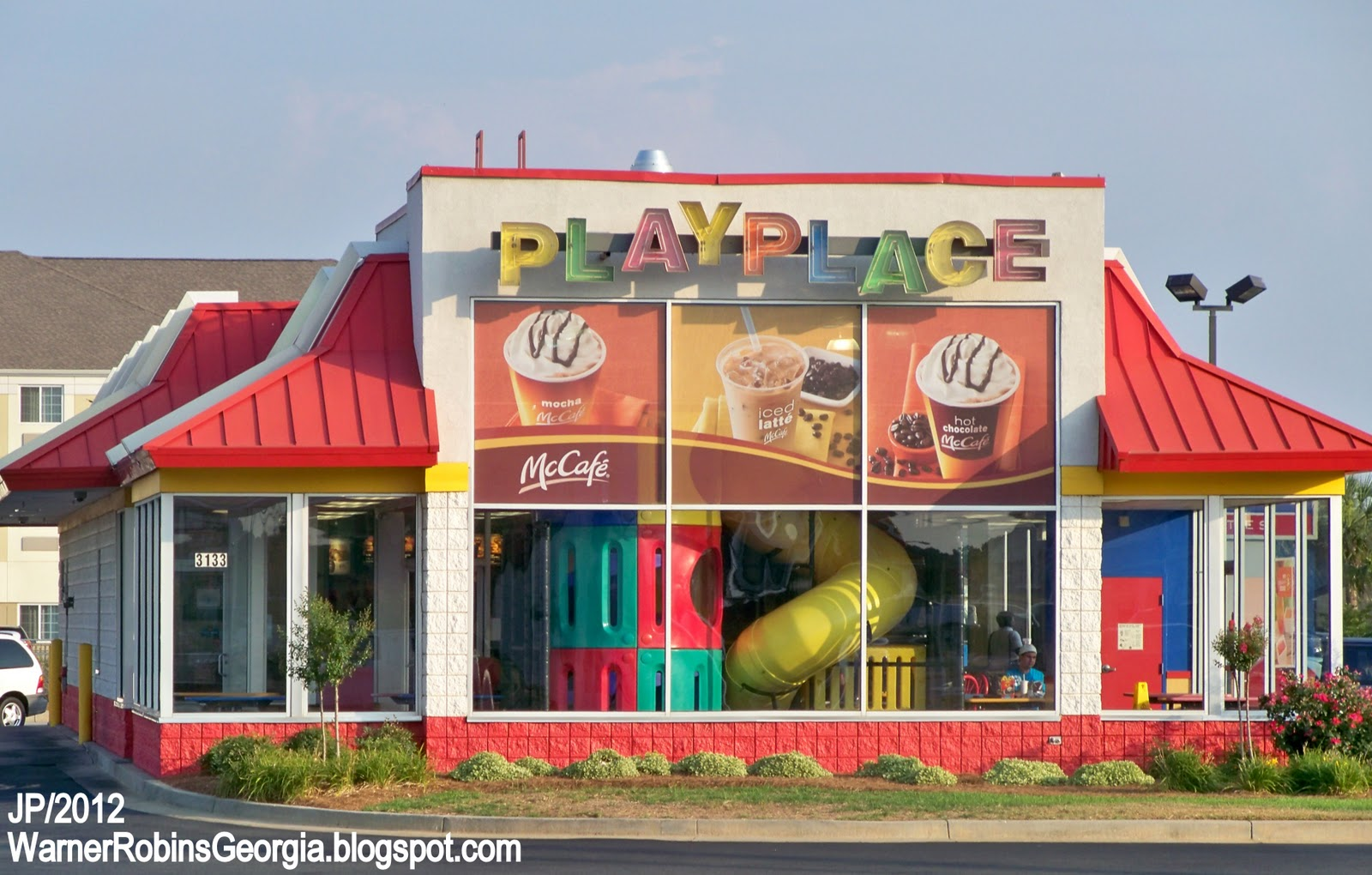 Fast Food Restaurants With Play Places