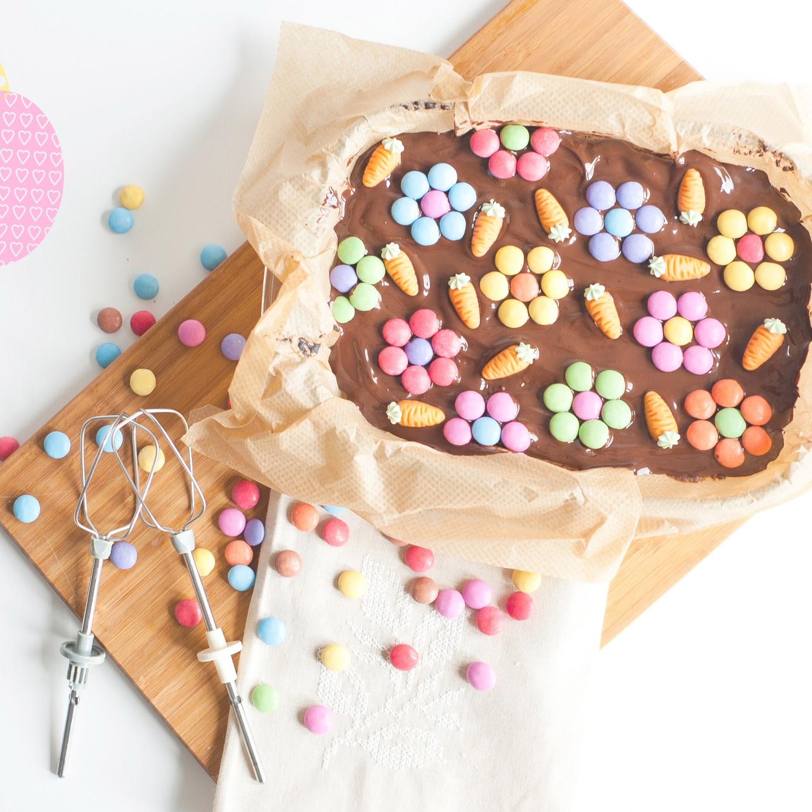 http://mademoiselle-nostalgeek.blogspot.be/2015/04/recette-brownies-moelleux.html