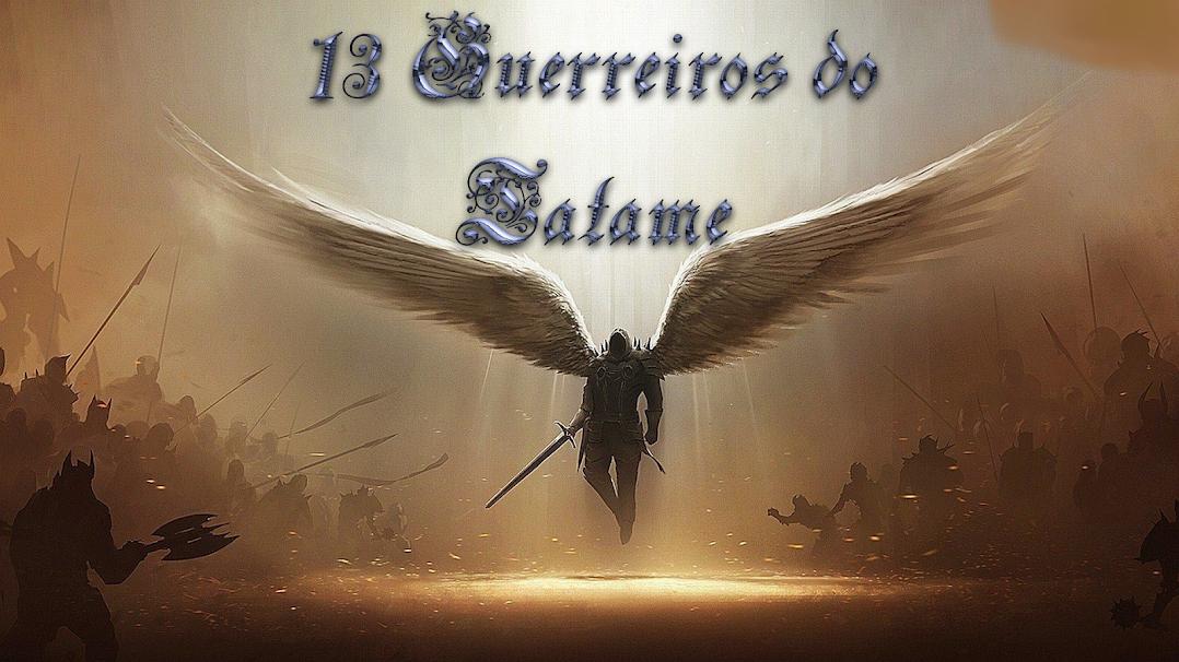 13 GUERREIROS DO TATAME