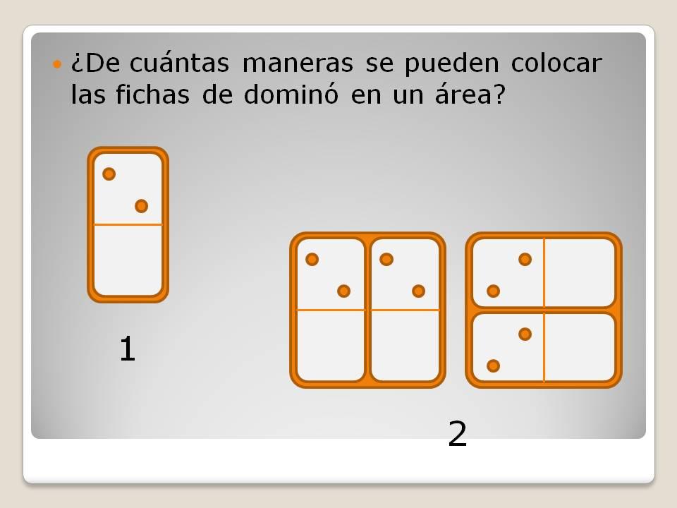Fibonacci y el dominó