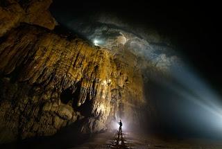 Interior Mammoth Cave, Vietnam