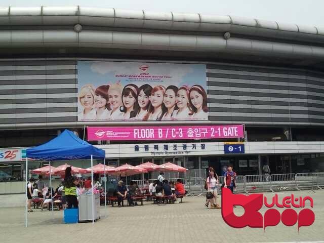 snsd seoul concert