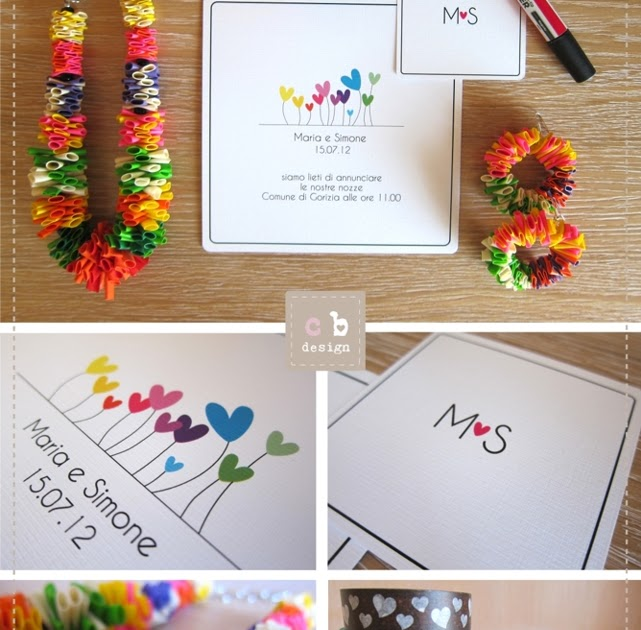 Cartabianca wedding happy event design un arcobaleno di for Arcobaleno design
