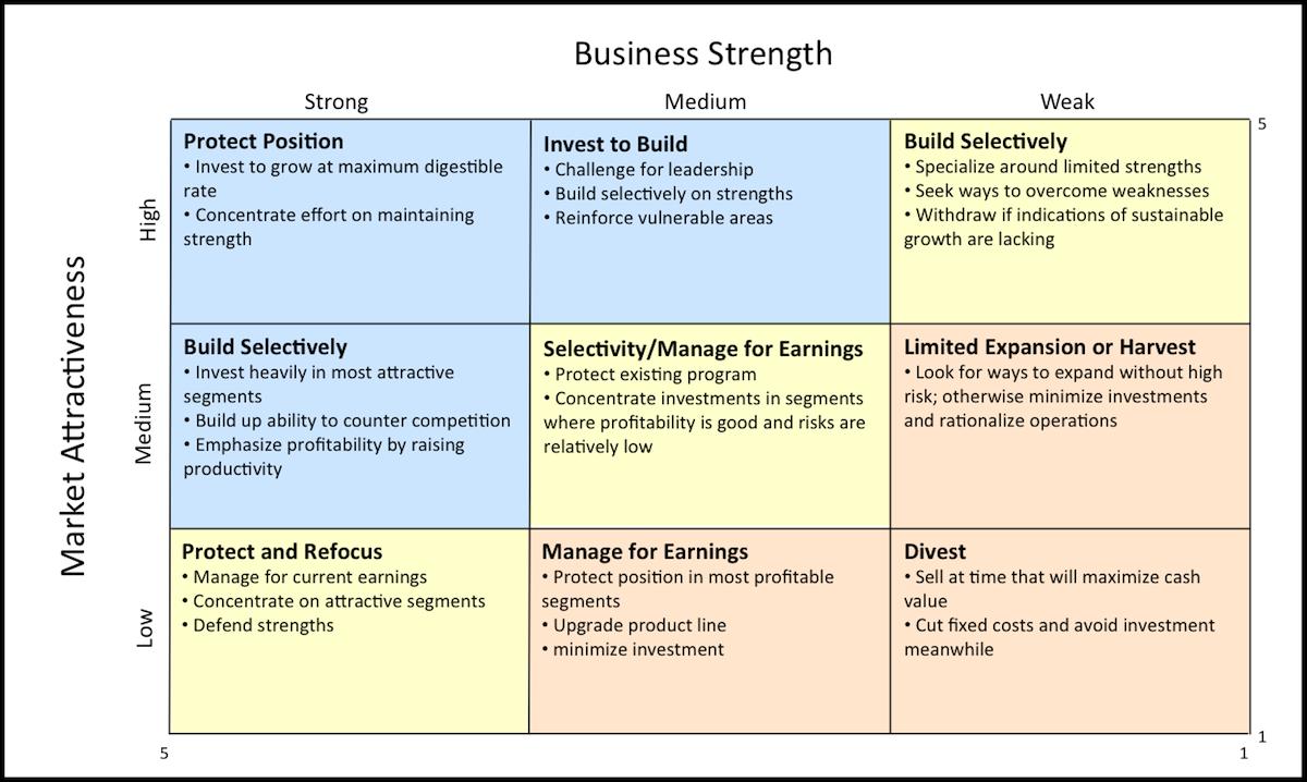 Strategy By Viktor Hoen On Prezi - Mckinsey business plan template