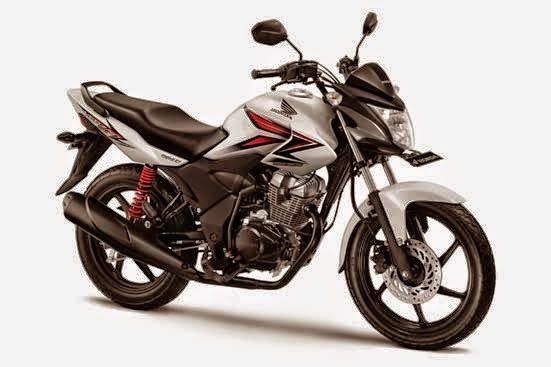 Honda Verza 150 CW Advanced White