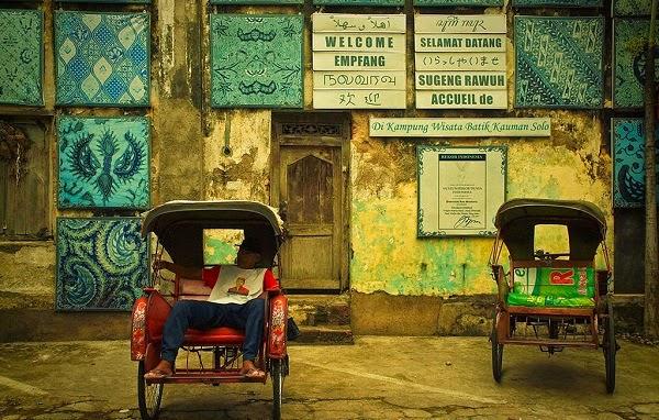 tempat wisata batik solo