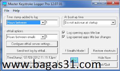 Master Keystroke Logger Pro v12.07.01 Full Serial 3