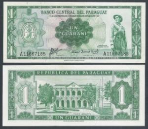 Algumas informações do Paraguai
